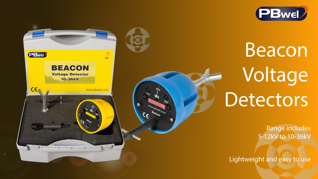 beacon voltage detector
