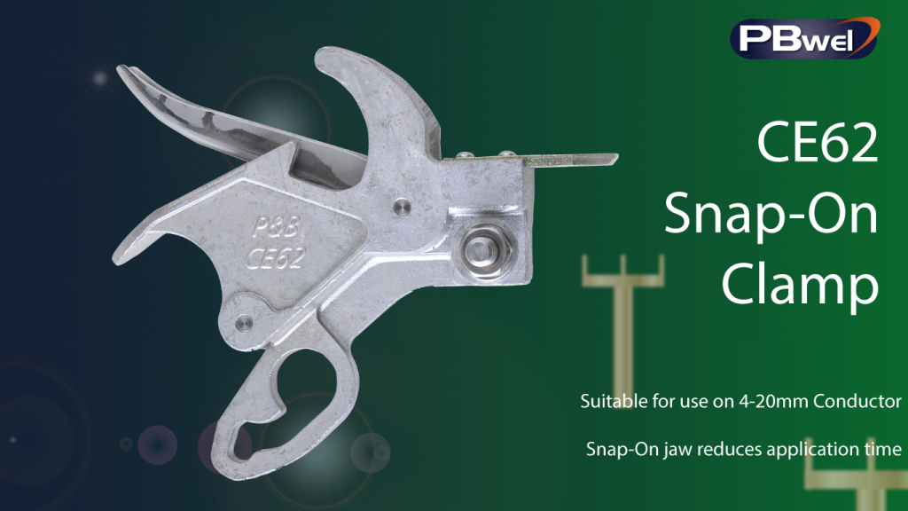 snap-on clamp