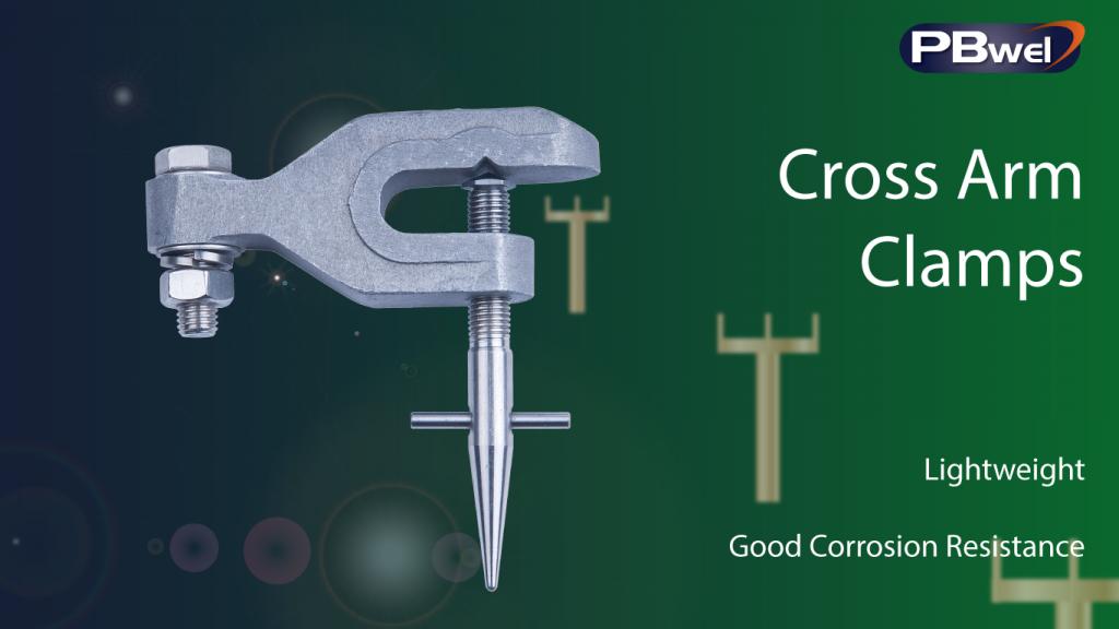 cross arm clamp