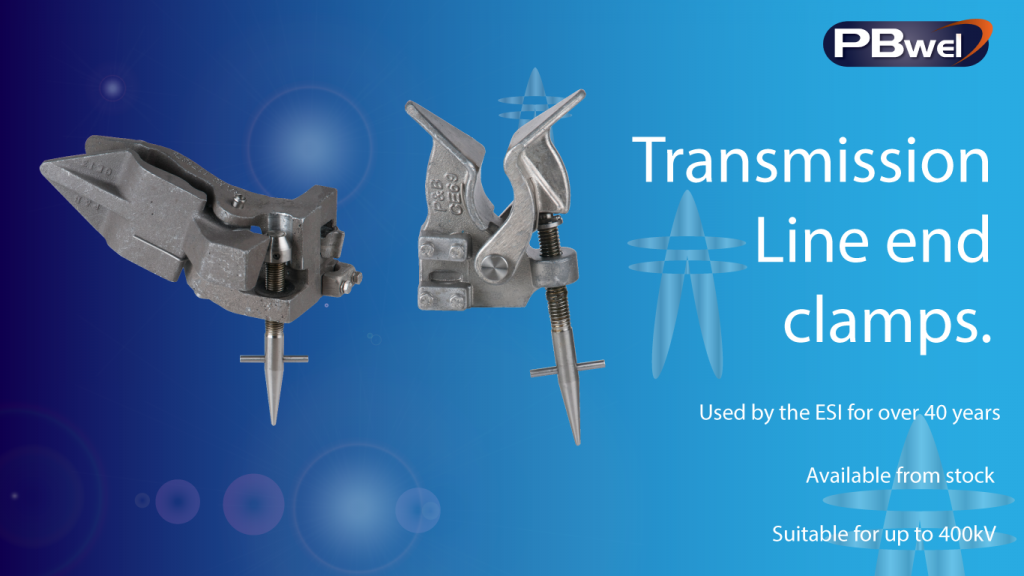 Transmission Line Portable Earthing Clamps